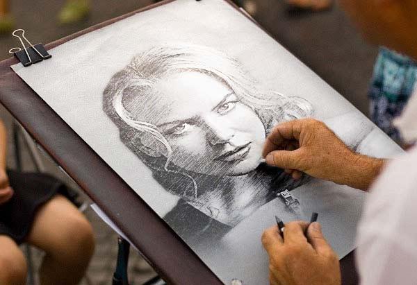 Как сделать в фото рисунок
