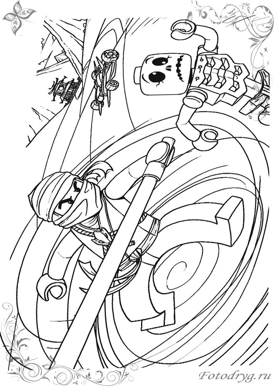 поделитесь своей картинки лего ниндзя го раскраски змеи полный список слов